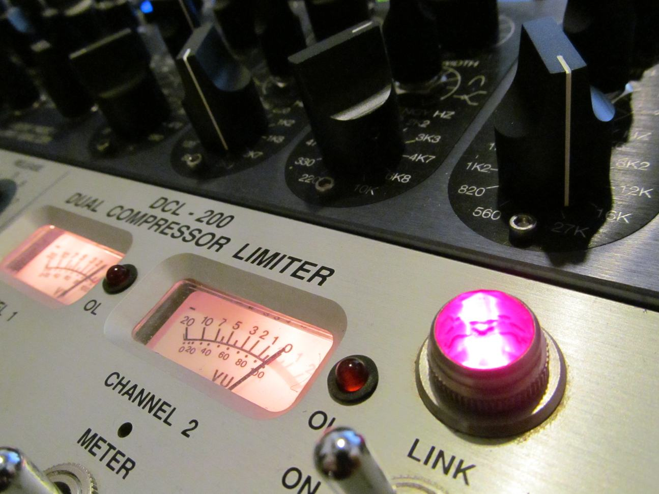 what is mastering compressor