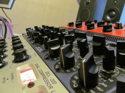 album mastering equipment