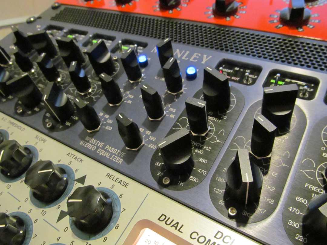 analogue mastering studio